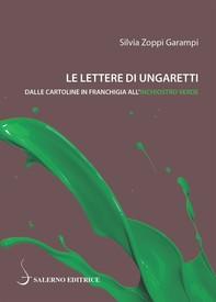Le lettere di Ungaretti - Librerie.coop