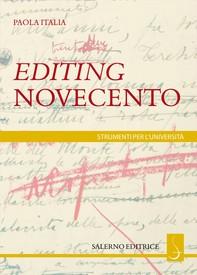 Editing Novecento - Librerie.coop