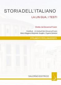 Storia dell'italiano - Librerie.coop