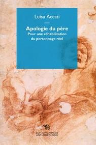 Apologie du père - copertina