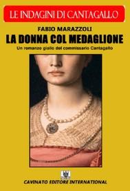 La donna col medaglione - copertina