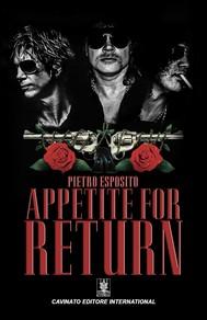 Appetite for Return - copertina