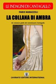 La collana di ambra - copertina