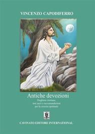 Antiche devozioni - copertina