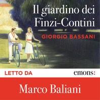 Il giardino dei Finzi-Contini - Librerie.coop