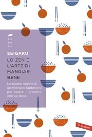 Lo zen e l'arte di mangiar bene - copertina