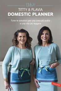 Titty & Flavia Domestic planner - Librerie.coop