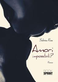 Amori impossibili? - copertina