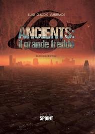Ancients: Il grande freddo - copertina