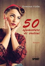 50 sfumature di cretini - copertina