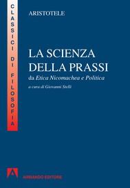 La scienza della prassi - copertina