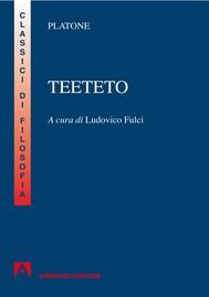 Teeteto - copertina