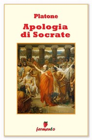 Apologia di Socrate - in italiano - copertina