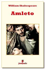 Amleto - testo completo - copertina