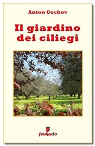 Il giardino dei ciliegi - copertina