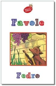 Favole - edizione completa 102 favole - copertina