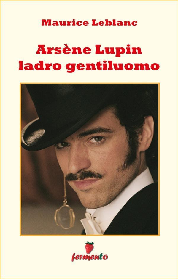Arsène Lupin ladro gentiluomo - copertina - cover