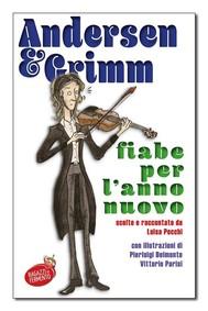 Andersen e Grimm Fiabe per l'anno nuovo - copertina