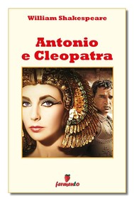 Antonio e Cleopatra - copertina