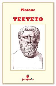 Teeteto - in italiano - Librerie.coop