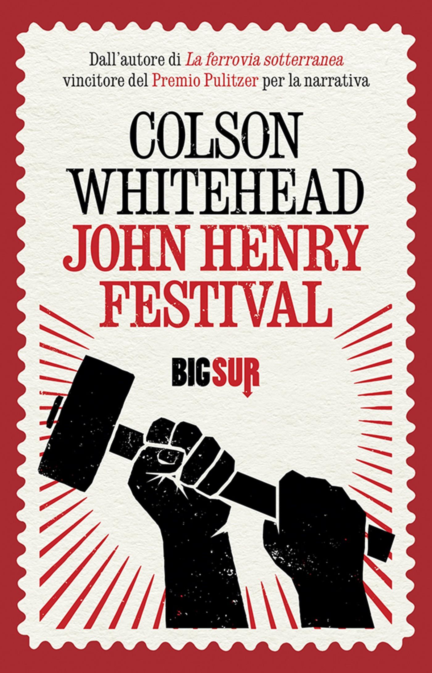 Book Cover Images Api : John henry festival colson whitehead ebook bookrepublic