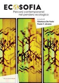 Ecosofia - copertina