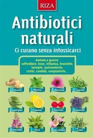 Antibiotici naturali - copertina