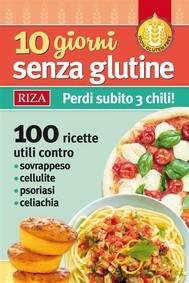 10 giorni senza glutine - copertina