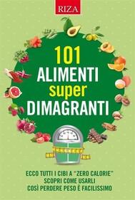 101 alimenti super dimagranti - copertina