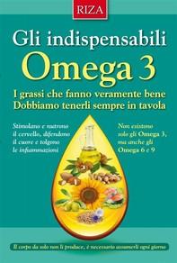 Gli indispensabili omega 3 - Librerie.coop