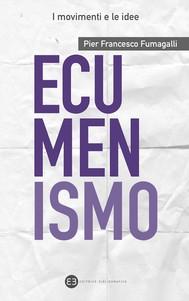 Ecumenismo - copertina