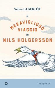 Il meraviglioso viaggio di Nils Holgersson - copertina