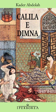Calila e Dimna - copertina