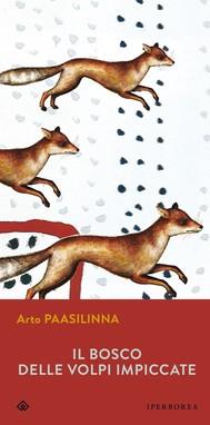 Il bosco delle Volpi Impiccate - copertina