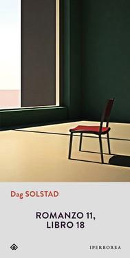 Romanzo 11, libro 18 - copertina