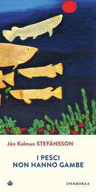 I pesci non hanno gambe - copertina