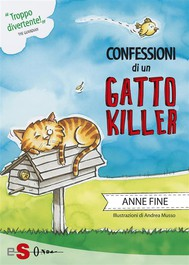 Confessioni di un gatto killer - copertina