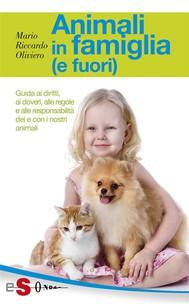 Animali in famiglia (e fuori) - copertina
