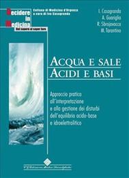 Acqua e Sale - Acidi e basi - copertina