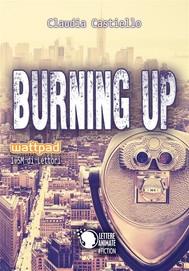 Burning Up - copertina