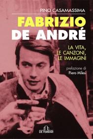 Fabrizio De André - copertina