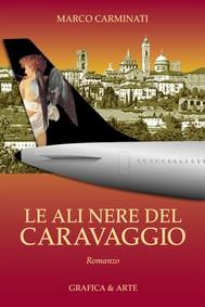 Le ali nere del Caravaggio - copertina