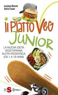 IL PIATTOVEG JUNIOR - La nuova dieta vegetariana degli italiani - Librerie.coop