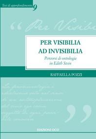 Per visibilia ad invisibilia - Librerie.coop