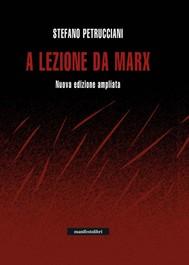 A lezione da Marx - copertina