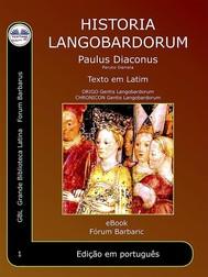 História dos Lombardos  - copertina