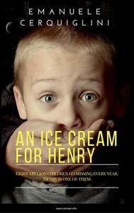 An Ice Cream for Henry - copertina
