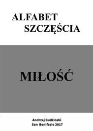 Alfabet szczescia. Milosc - copertina