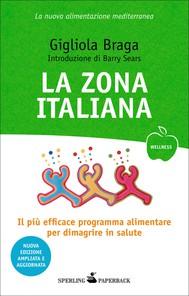 La Zona italiana - copertina