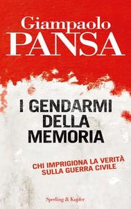 I gendarmi della memoria - copertina